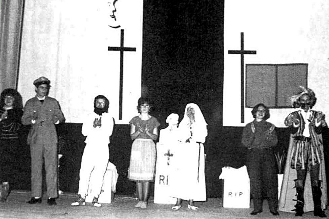 """Tenorio a la forsa"". Foto: Arxiu Companyia El Teatret."