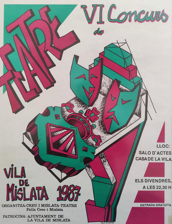 VI Edició / Xafarderies (Gresca al Palmar) / TEATRE TRETZE, VALÈNCIA