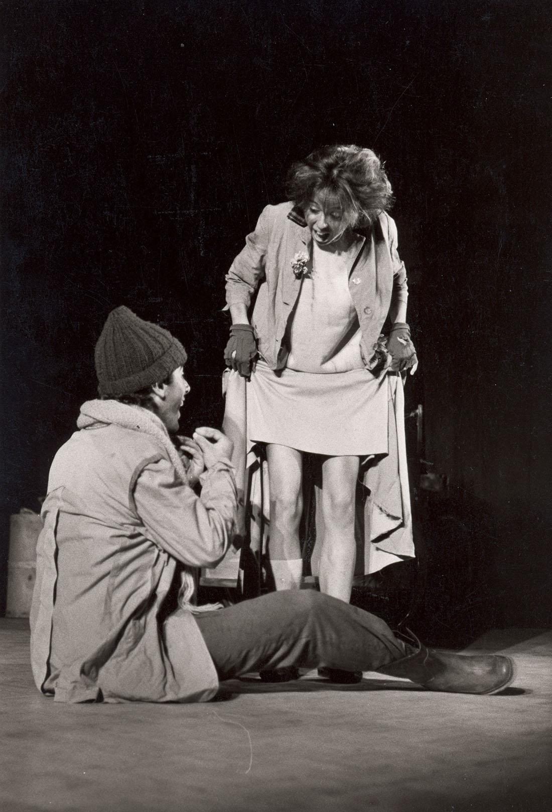 """""""El tricicle"""". Foto: Arxiu La Colla-Teatre"""