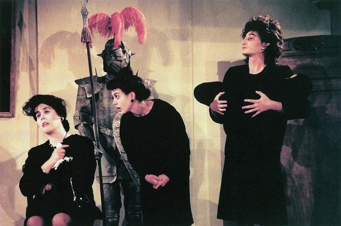 """Questi fantasmi"". Foto: Arxiu EMT Silla"