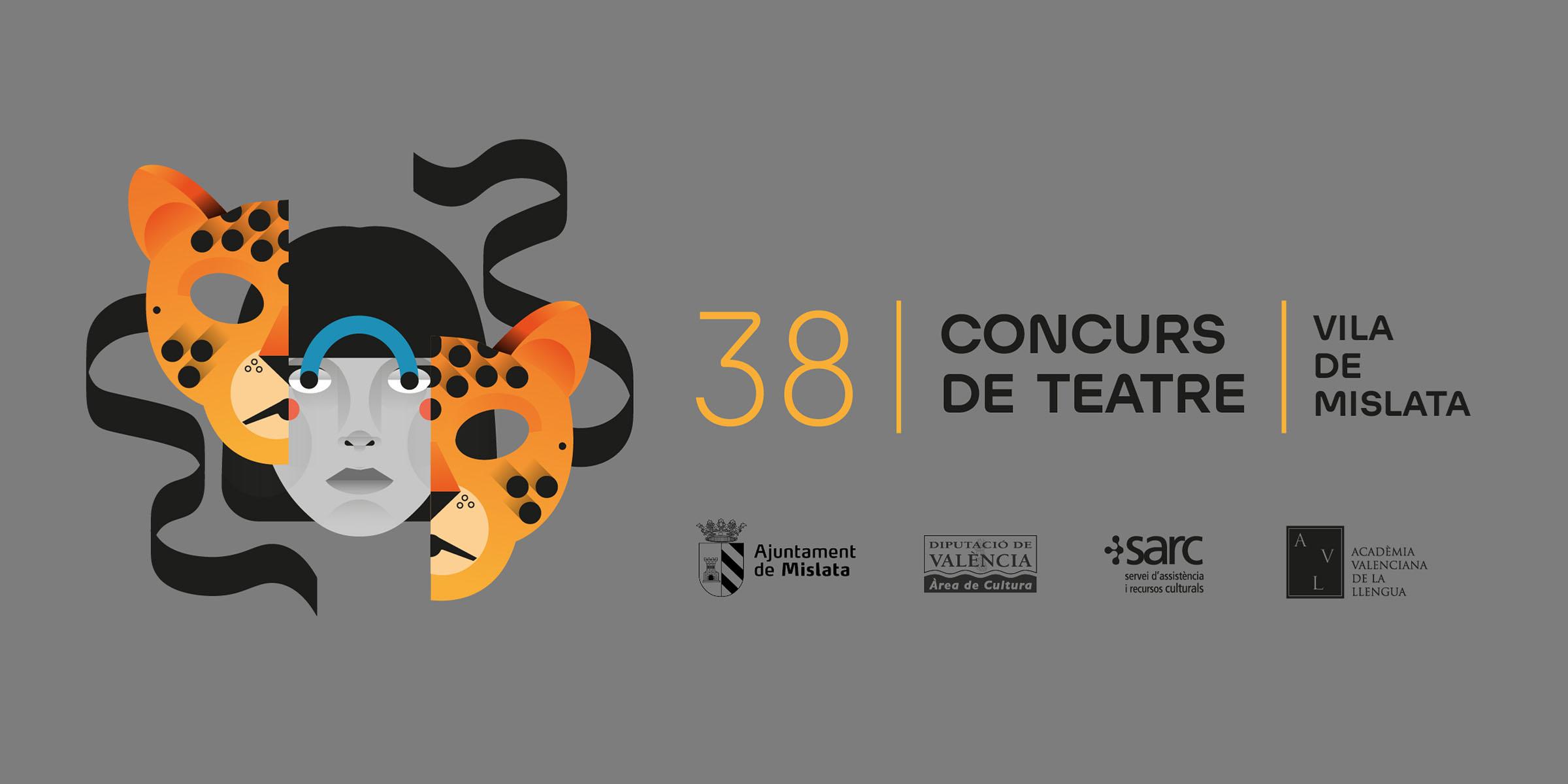 38 Concurs de Teatre Vila de Mislata