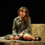 """Rocio Chico, per """"La clau"""" de la companyia Malatesta Teatre"""