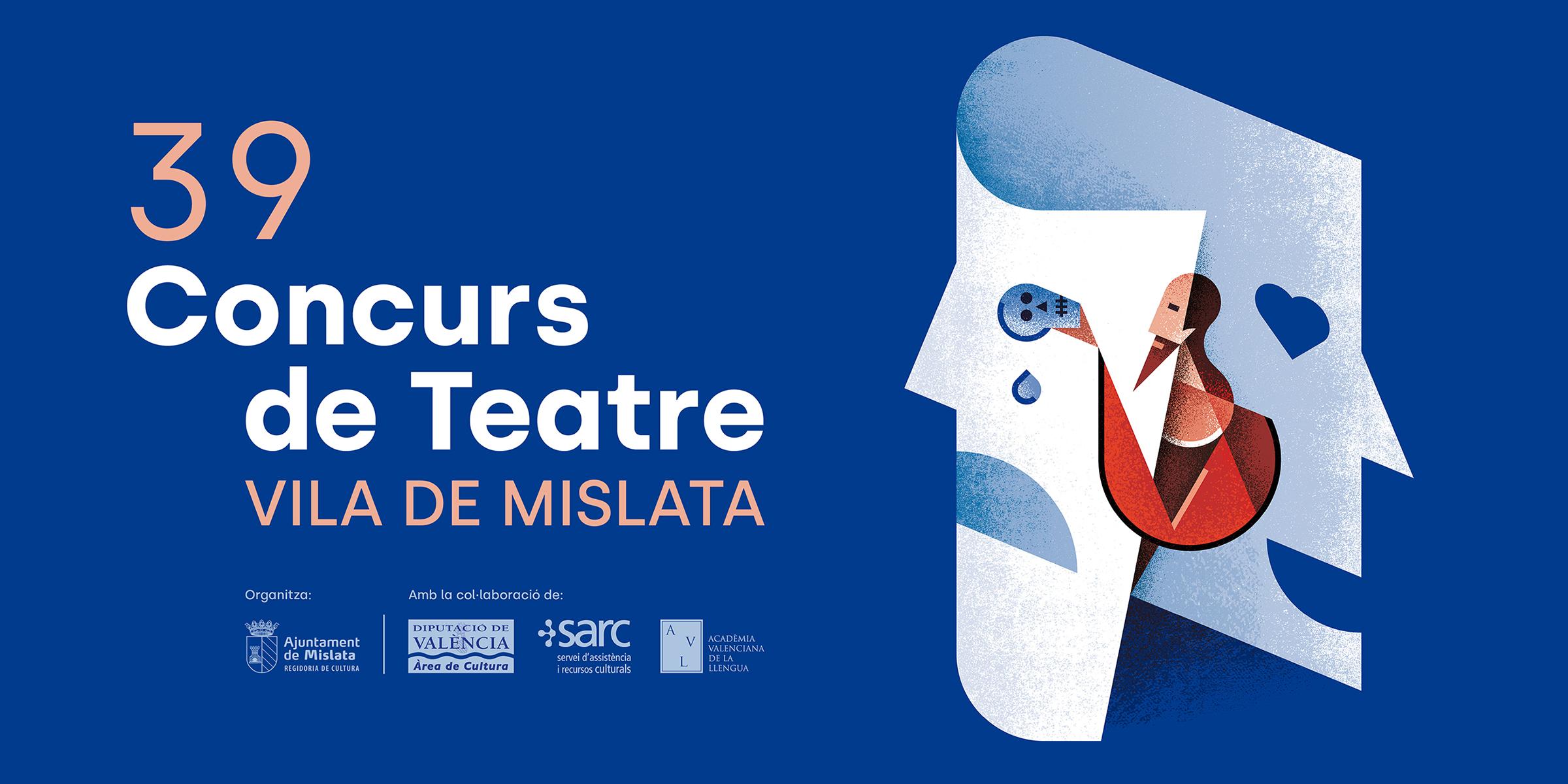 39 Concurs de Teatre Vila de Mislata