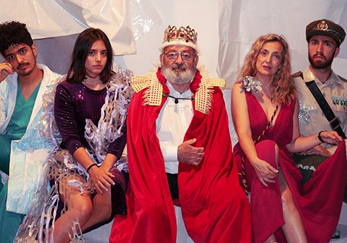 El rei és mort - L'ALQUERIA TEATRE (València, l'Horta)